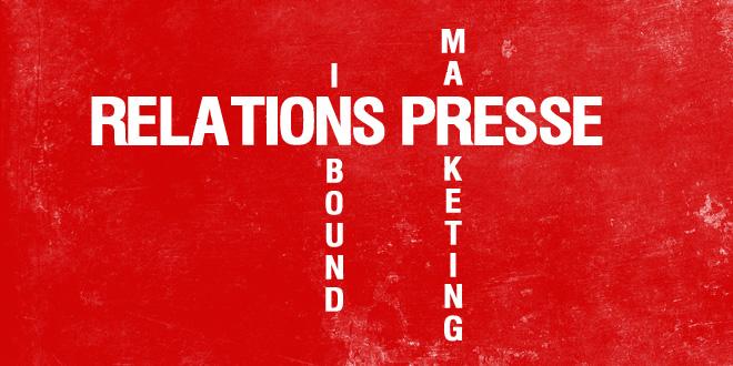 relations presse inbound marketing